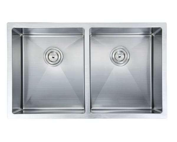 Vier de cuisine sous plan 32x18 pure design brossard for Evier en solde