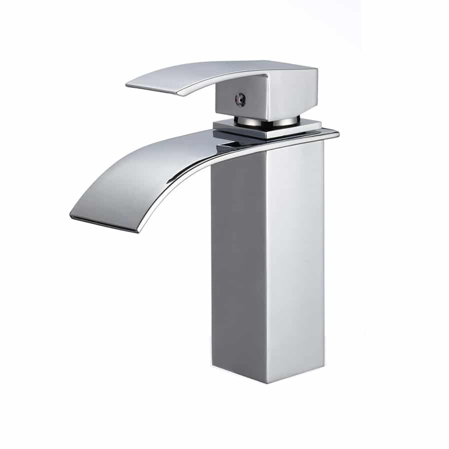 Robinet de salle de bain l na pure design brossard for Robinet cuisine solde