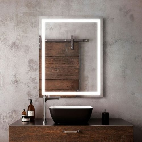 "EFFECT – Miroir LED 30"" X 38"""