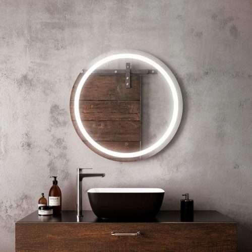 "EFFECT - Miroir LED Rond 30"" X 30"""