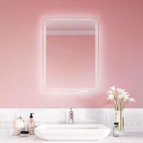 "CELESTIA - Miroir LED - 24"" x 32"""